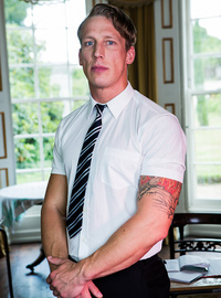 Pornstar Luke Hardy