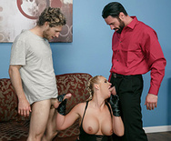 Break The Sperm Bank - Phoenix Marie - 1