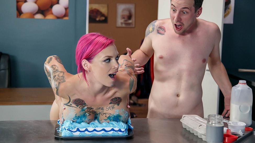 Let's Bake A Titty Cake