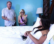 Stepsisters Share A Bed - Piper Perri - Kharlie Stone - 1