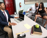 Parent Fucking Teacher Meetings! - Angela White - 1