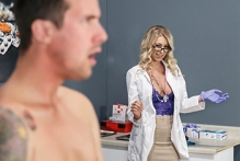 My Stepmom's Physical - Katie Morgan
