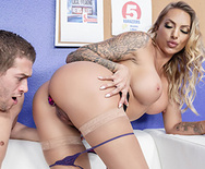 Sunny With A Chance of Big Dick - Juelz Ventura - 1