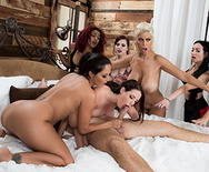 Chasing That Big D - Bridgette B - Ava Addams - Angela White - 1