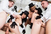 Brazzers New Years Eve Party - Chanel Preston