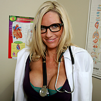 Cougar in Doctor's clothing