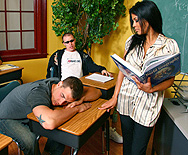 In Class Dream... - Alexis Amore - 1