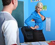 Big Dick Student For Ms. Swede - Puma Swede - 1