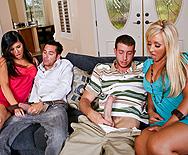 Curious about Big Dick! - Jessica Lynn - Kenzi Marie - 1