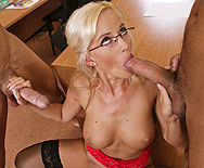 A pussy in need, needs a cock indeed. - Cindy Dollar - 2
