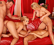 Slip and Slide - Brooke Haven - Alexis Texas - Jenny Hendrix - 3