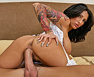 Bridezilla vs Monster Cock! - Ricki Raxxx - 4