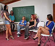 Big Dick Support Group - Mikayla - Rachel RoXXX - 1