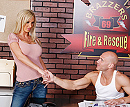 A Hero's Treatment - Nikki Benz - 1