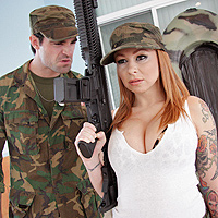 Saving Private Scarlett