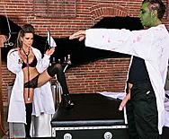 The Brides of Frankencock - Rachel RoXXX - Kiara Diane - 1