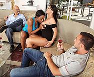 Swapping Mates - Savannah Stern - Codi Bryant - 1