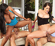 Swapping Mates - Codi Bryant - Savannah Stern - 3