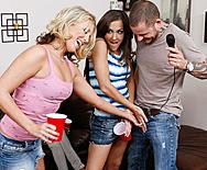 Karaoke? Suck My Dick! - Kiara Diane - Kiera King - 1