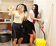 Too Smoking Hot - Angie Savage - Sophia Santi - 1