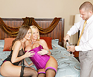 The Best Birthday Ever - Maya Devine - Tori Black - 1
