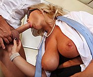 Revenge Fuck On the Office Tease - Jessica Moore - 2