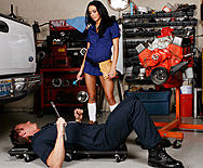 Mechanic Teen Sensation - Stephanie Cane - 1