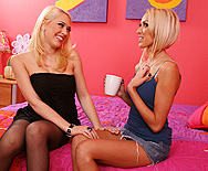 Rowdy Roommates - Breanne Benson - Kagney Linn Karter - 1