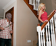 Dylan Nailed In Haunted House - Dylan Riley - 1