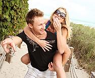 Lenee Laid In Miami - Shawna Lenee - 1