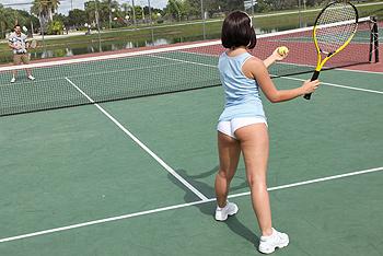40-Love; A Tennis Story