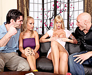 Boob Boasting Buddies - Brooke Banner - Jessica Moore - 1