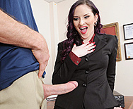 Mom's Boss is a Hot Slut - Caroline Pierce - 1