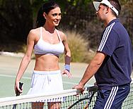 Tennis Titties - Jessica Jaymes - 1
