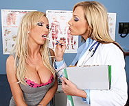 Mammograb My Girlfriend - Nikki Benz - Nikki Sexx - 1
