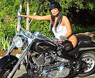 Biker Butt - Angelica Heart - 1