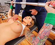 Gym Nasties - Scarlett Pain - 1