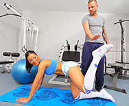 Pound That Ass Into Shape - Angel Dark - 1