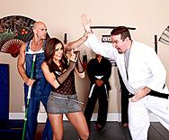 The Karate Dick - Gracie Glam - 1