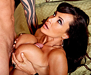 Don't Tell Mom The Babysitter's a Slut - Jennifer White - Lisa Ann - 2