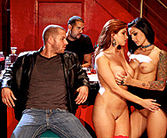 Ep-2: Tonight, We Feast - Diamond Foxxx - Presley Maddox - Jessica Jaymes - Asa Akira - Sabrina Maree - 1