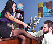 Didn't See That Cumming! - Sophia Lomeli - 1