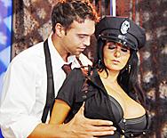 Tits on Patrol - Ava Addams - 1