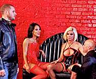 Ep-2 Bonus Footage: Extended Orgy Scene - Diamond Foxxx - Jessica Jaymes - Asa Akira - 1