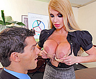 Merging My Big Tits - Taylor Wane - 1
