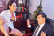 You Have To Eat My Pussy On Christmas Eve - Claudia Valentine - 1