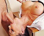 Jackoff Janitor - Jessica Jaymes - 2