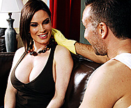 Helping with the Chores - Diamond Foxxx - 1