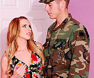Getting Private with the Private - Lexi Belle - 1