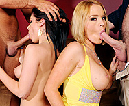 Two Wrongs Make One Merry Wife - Brittney Banxxx - Krissy Lynn - 2